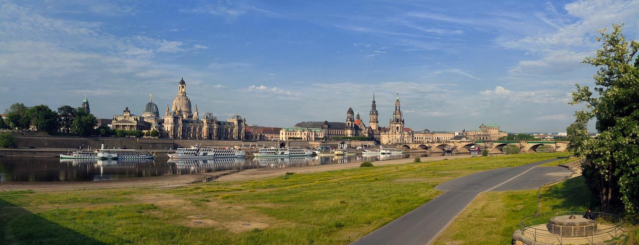Новогодняя экскурсия в Дрезден