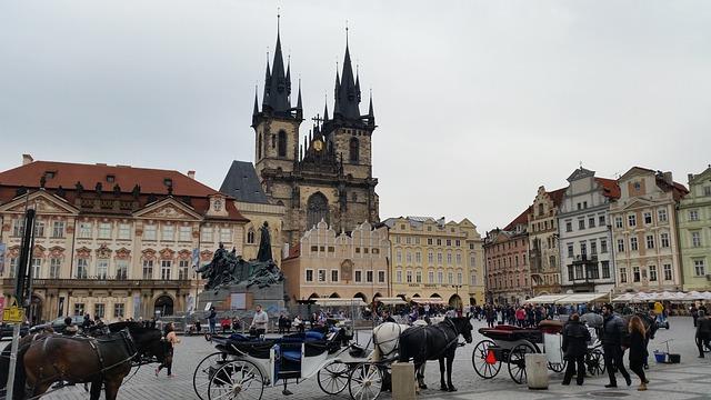 Экскурсия-трансфер: о самом главном в Праге/Чехии