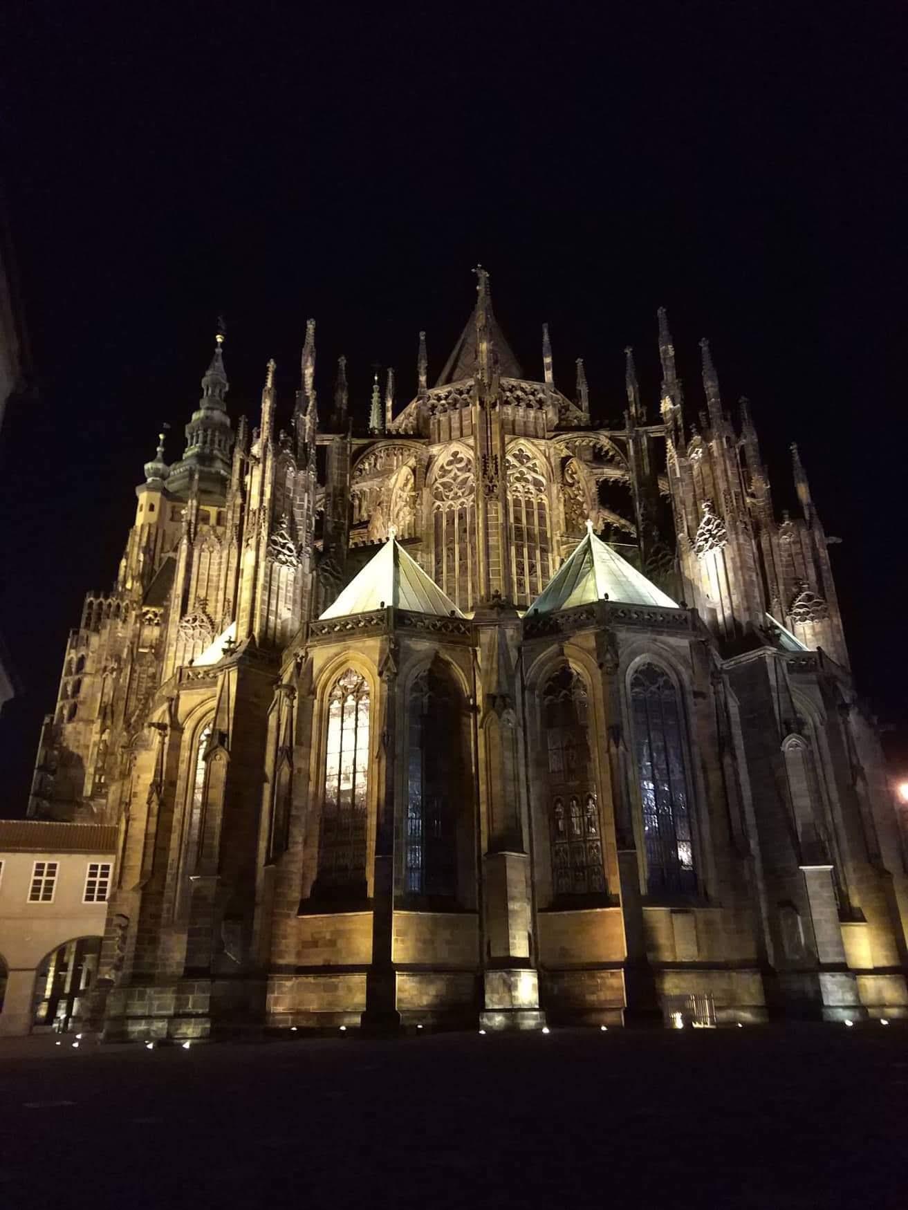 Вечерняя Прага (апрель-октябрь)