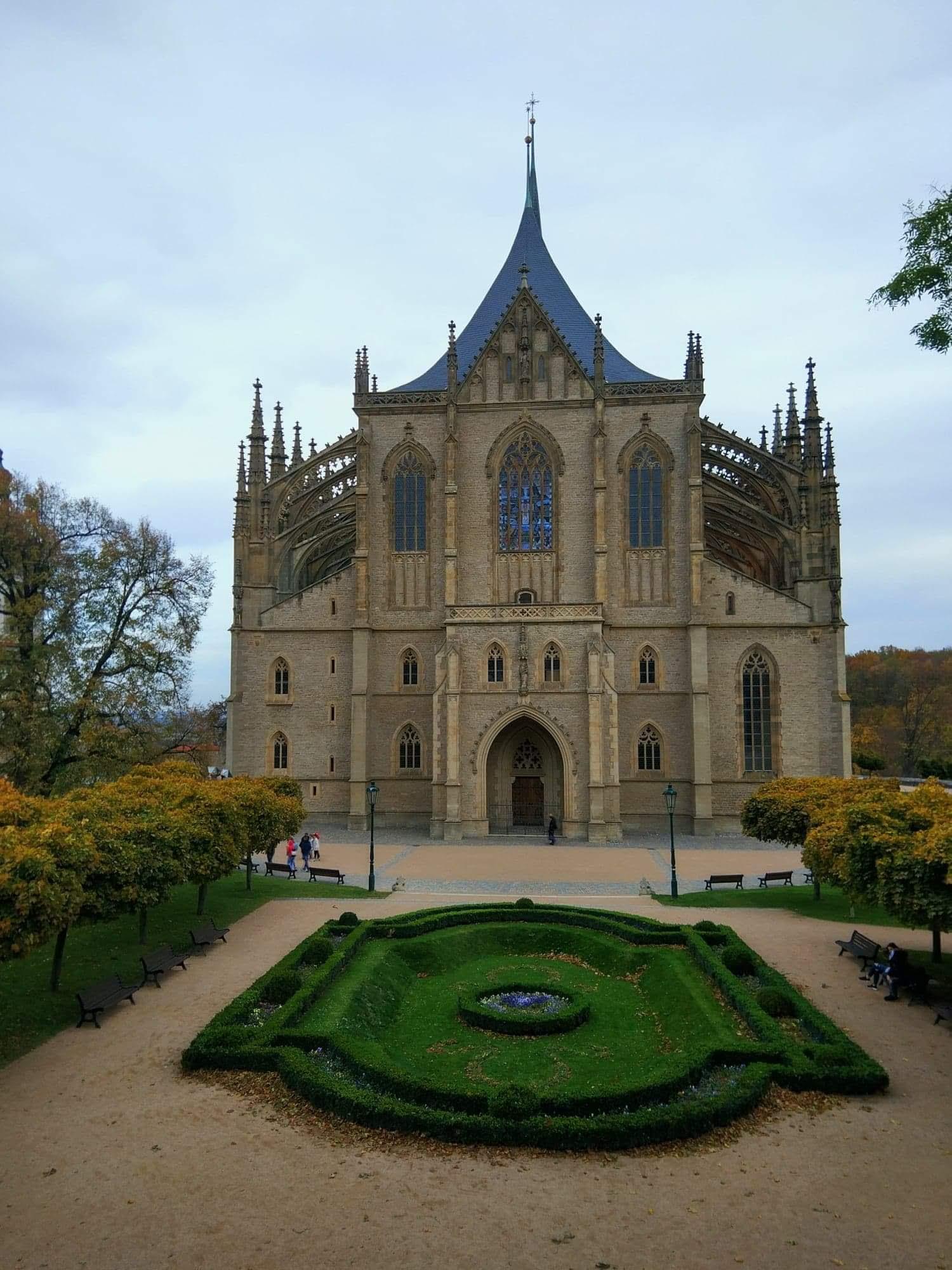 Кутна-Гора (ЮНЕСКО) и замок Чешский Штернберг