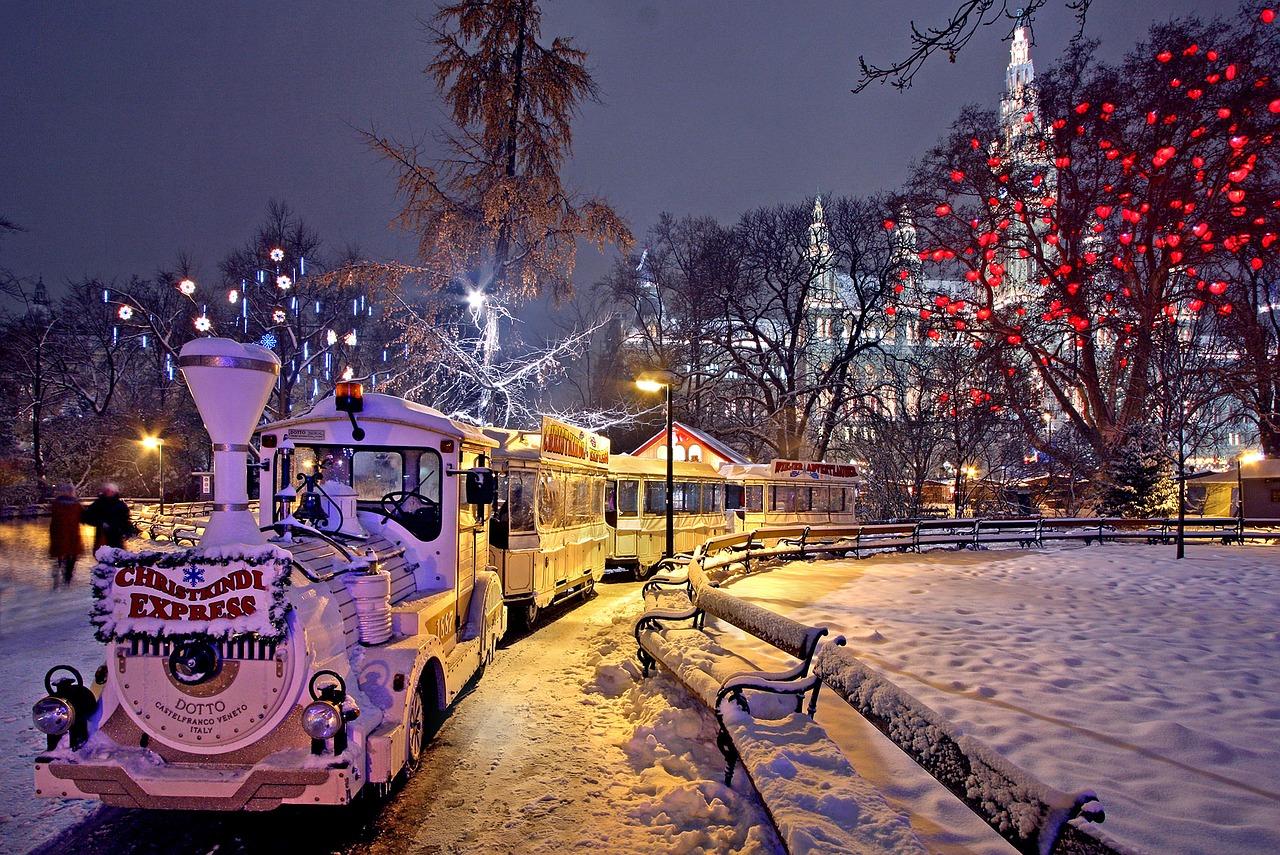 Новогодняя экскурсия в Вену