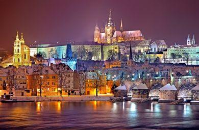 Старочешский рождественский ужин в Праге