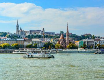 Вена и Будапешт